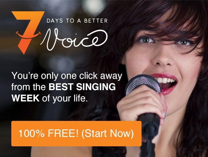 7 Days to a Better Voice