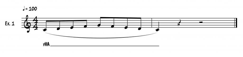 five note scale