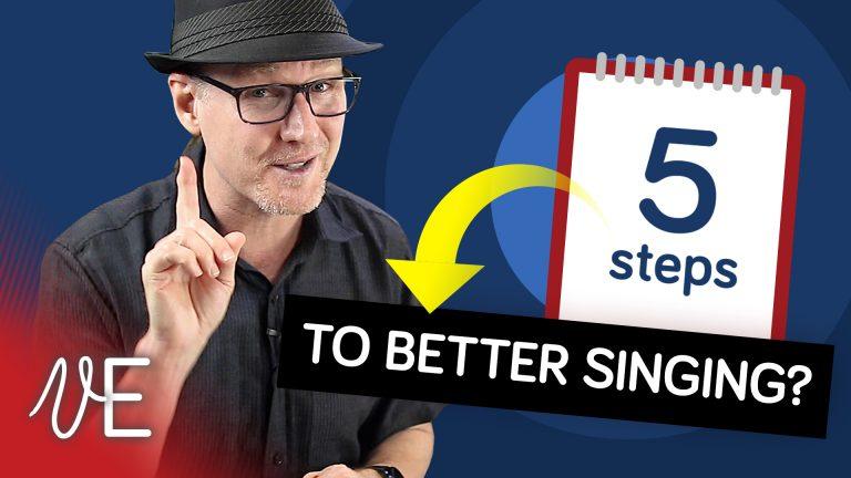 Beginner Singer Checklist